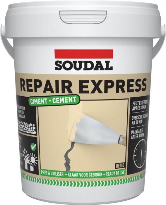 Soudal Repair Express Cement Beige Tub