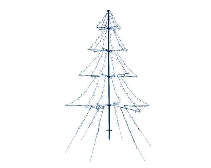 Led Light Up Tree 200Cm