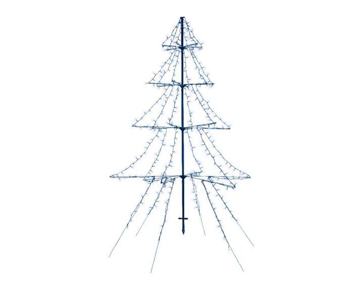 Led Light Up Tree 300Cm