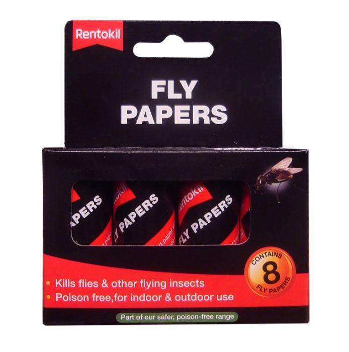 Rentokil Traditional Flypapers