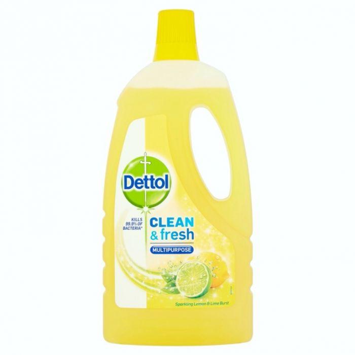 Dettol Power Clean & Fresh Citrus 1L
