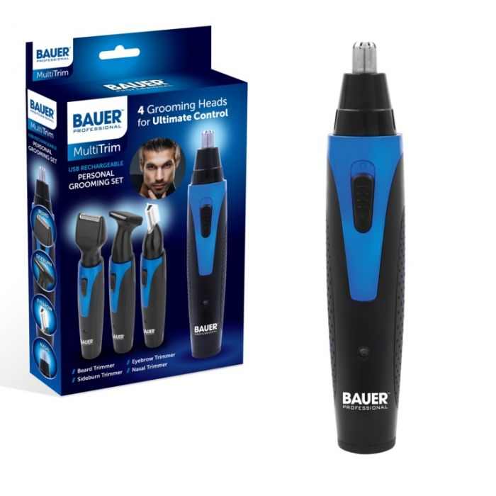 Rechargeable Multi Function Trimmer