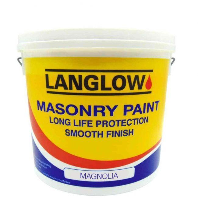 Langlow Masonry Paint 10L