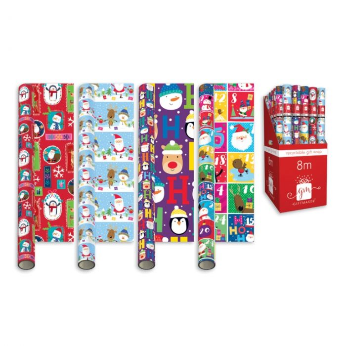 8M Gift Wrap