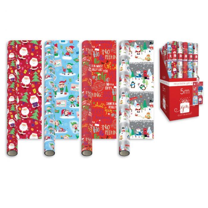 5M Gift Wrap