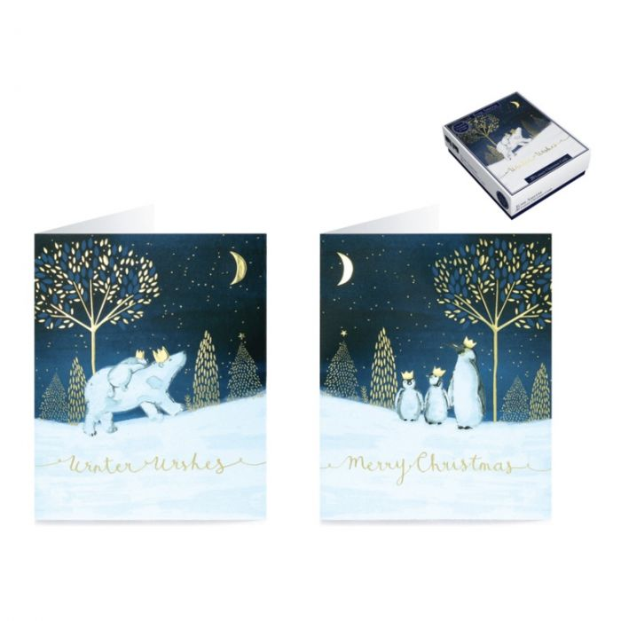 20 Luxury Boxed Cards