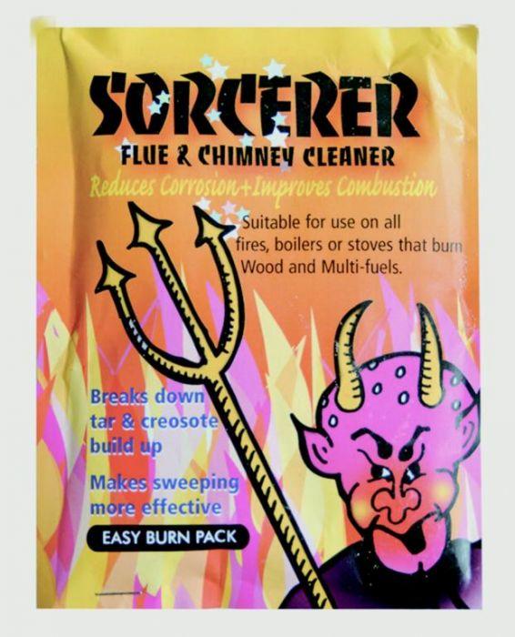 Manor Sorcerer Chimney Cleaner