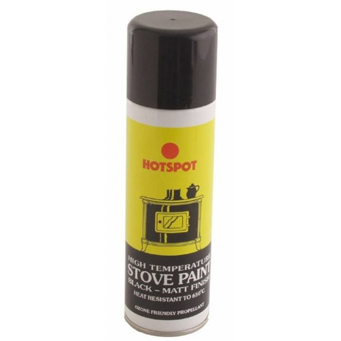 Hotspot Stove Paint