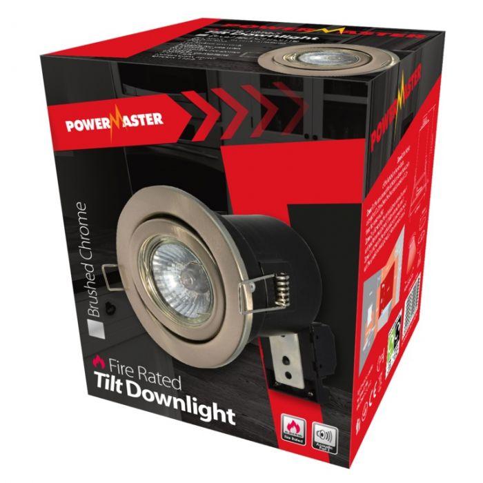 Fire Rated Tilt Downlight