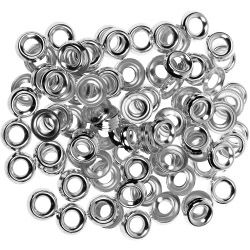 SupaFix Screw Cup Washer No.8 - Nickel Plated