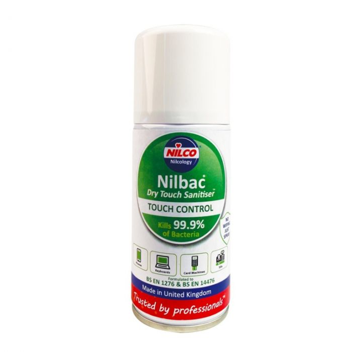 Nilbac Dry Touch Sanitiser