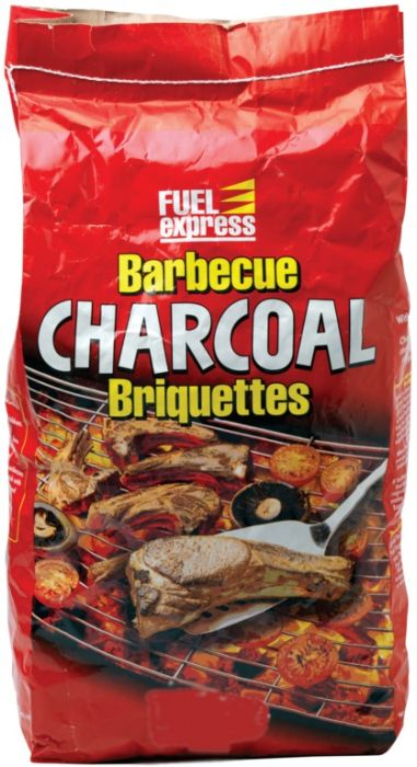 Fuel Express Charcoal Briquettes