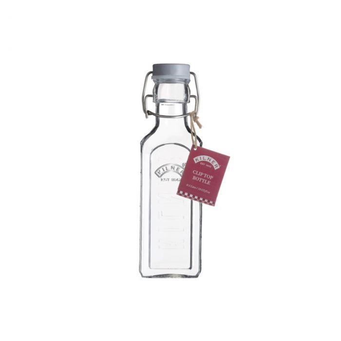 New Clip Top Bottle