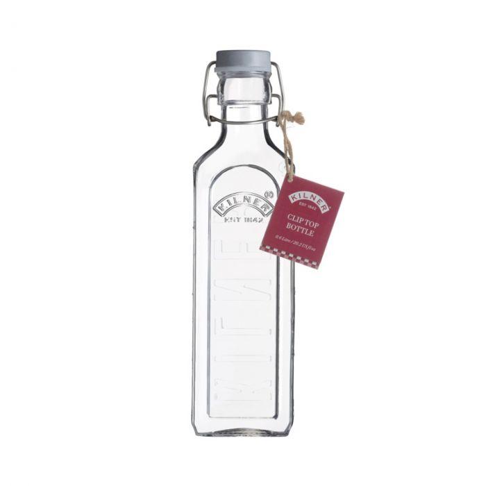 Kilner New Clip Top Bottle