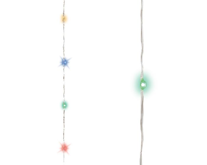 Micro Led Outdoor Durawise Twinkle Lights 245Cm