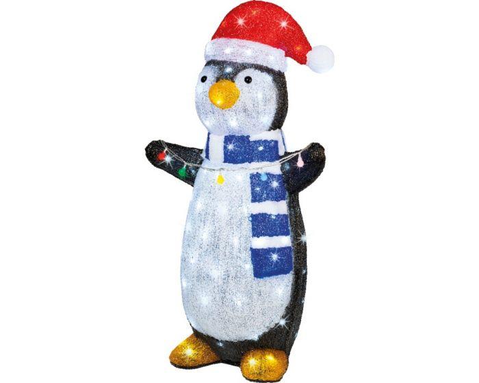 Led Outdoor Acrylic Penguin