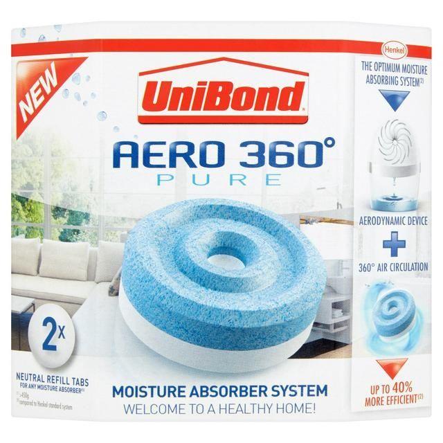 UniBond Aero 360 Moisture Absorbant Refills