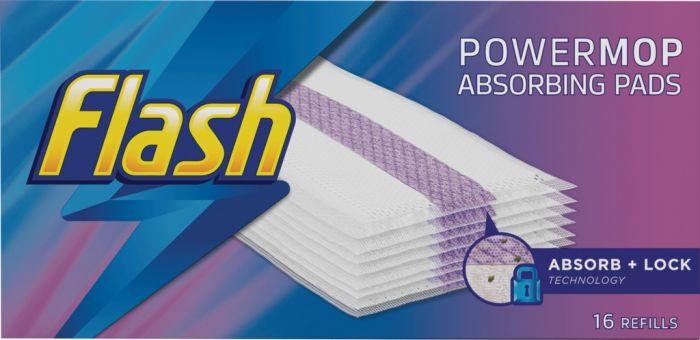 Flash Powermop Refill Pads