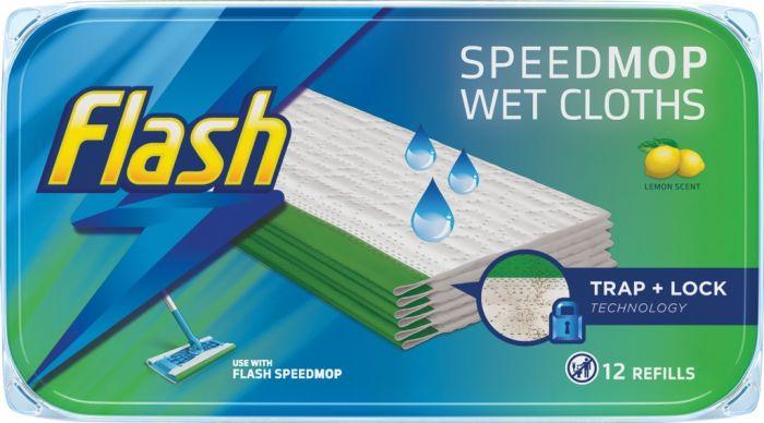 Flash Speedmop Refill Pads