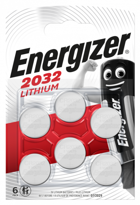Energizer Lithium CR2032 Batteries