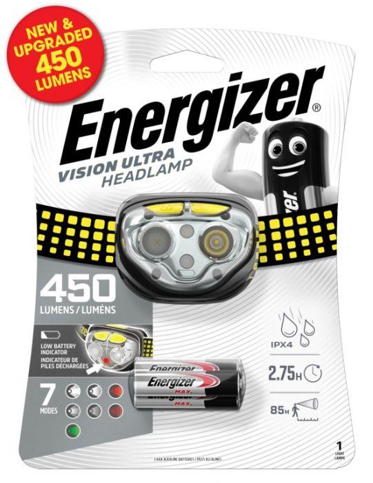 LED Vision Ultra Headlamp