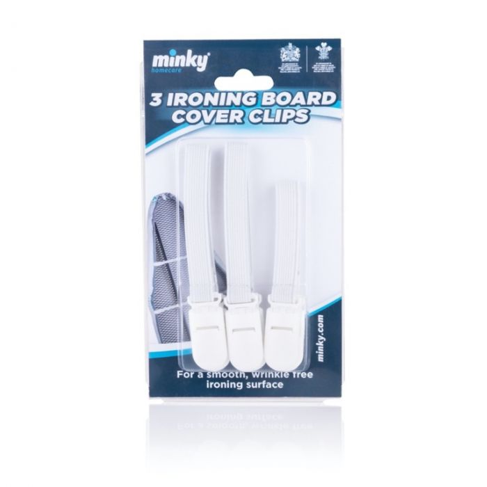 Ironing Board Cover Clips