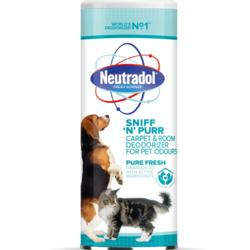 Neutradol Sniff 'N' Purr Carpet Deodorizer