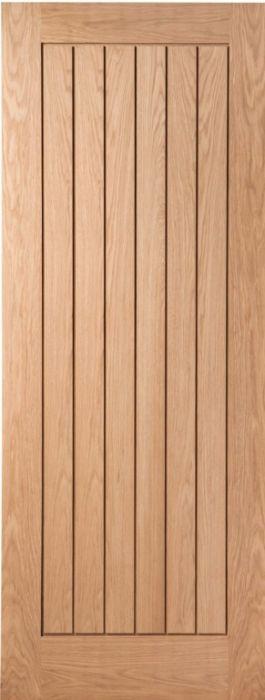 Cheshire Mouldings Budworth Oak Door