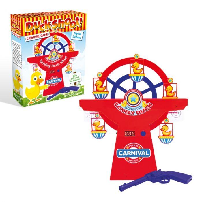 Ferris Wheel Duck Shoot