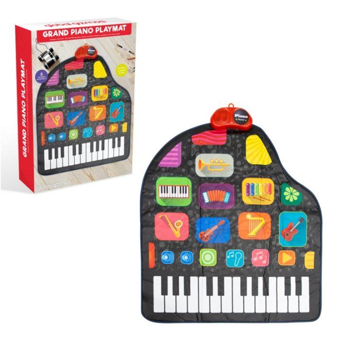 8 Instrument Playmat