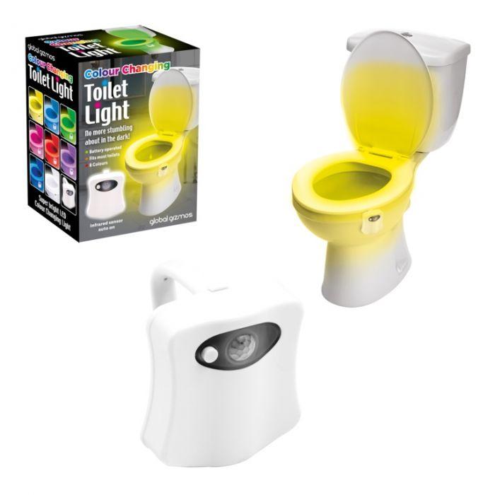 LED Toilet Night Light