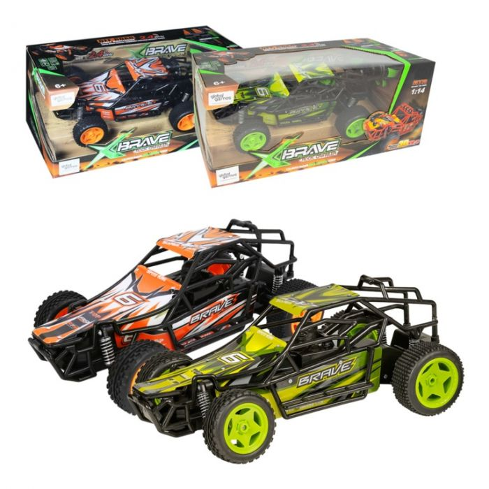 Global Gizmos 1:14 RC High Speed Off Roader