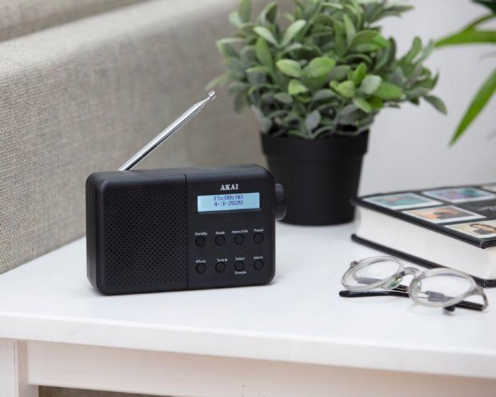 Akai Core Compact DAB Digital Radio