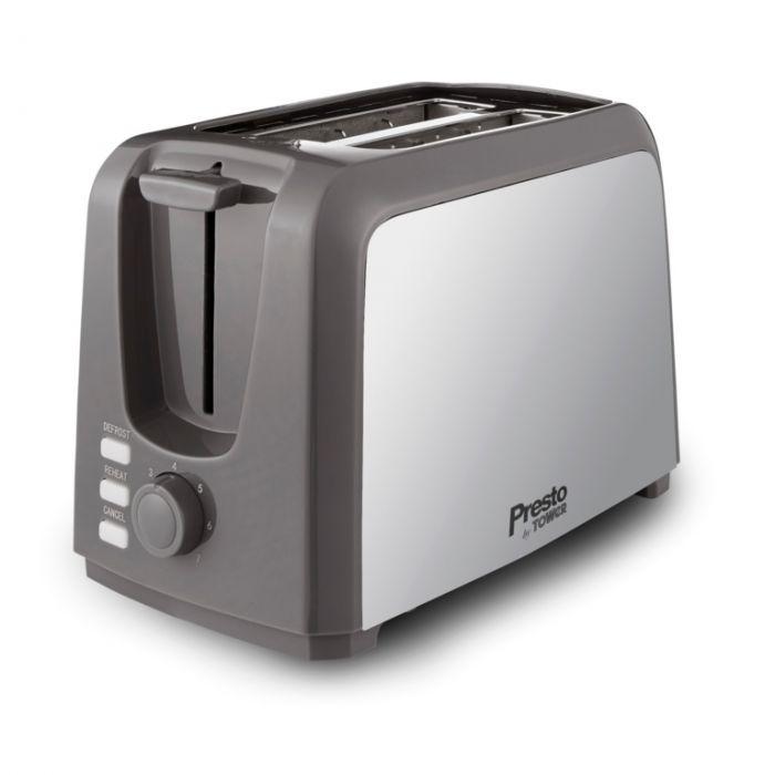 Tower Presto 2 Slice Toaster