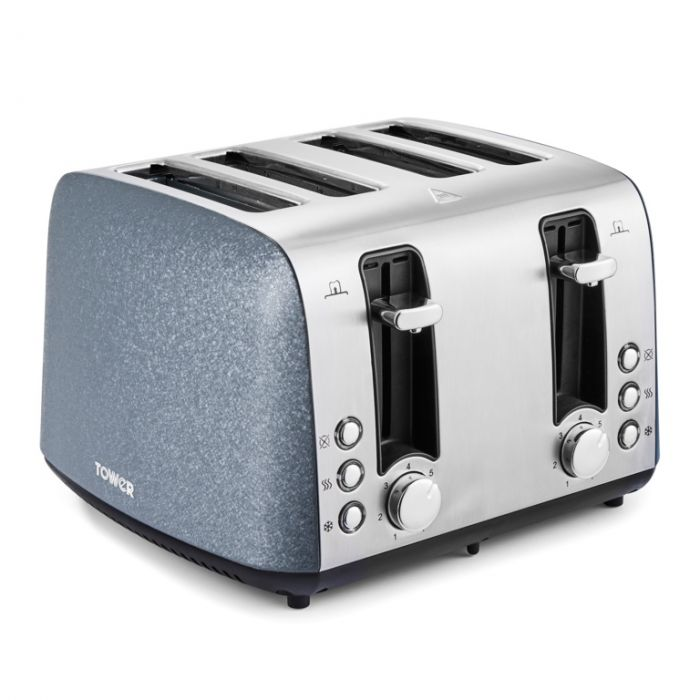 Ice Diamond 4 Slice Toaster