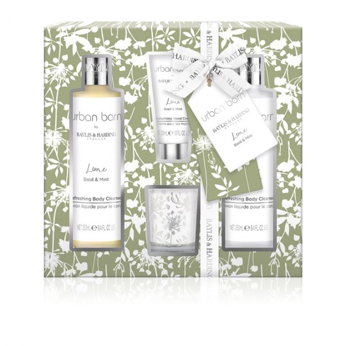 Baylis & Harding Urban Barn Candle Set