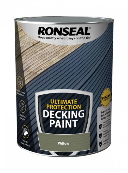 Ultimate Protection Decking Paint 5L