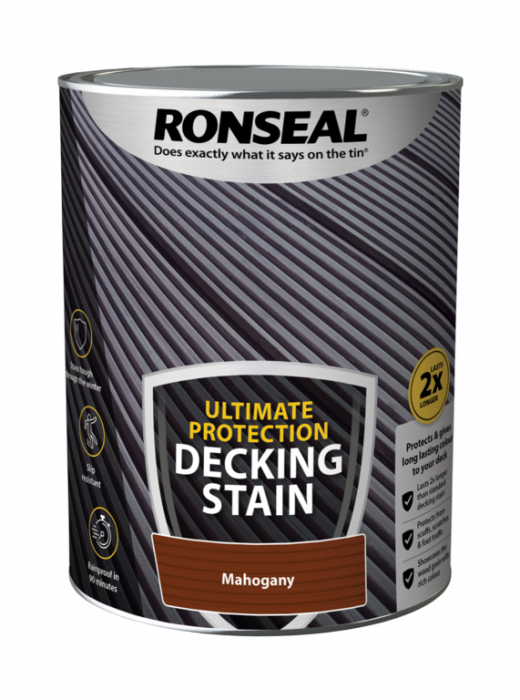 Ultimate Protection Decking Stain 5L