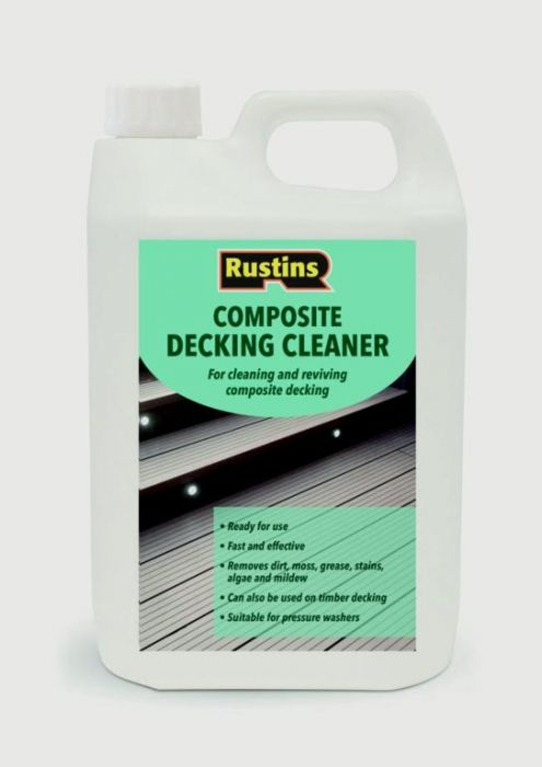 Composite Decking Cleaner