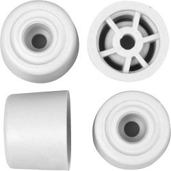 Supafix Door Stop Pack 20 Large - White