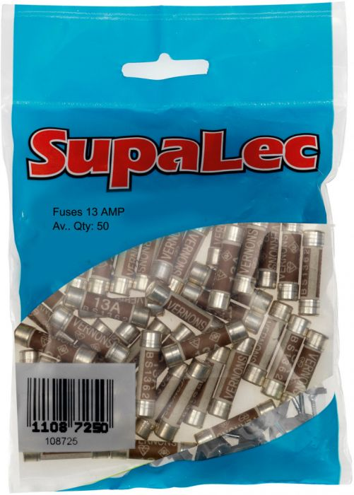 SupaLec Fuses BS1362 - 5 Amp