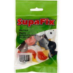 SupaFix Key Caps Plastic - Assorted Colours