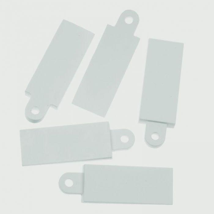 SupaFix Rubber Window Wedge White