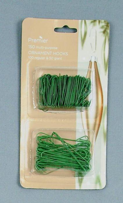 Ornament Hook Green