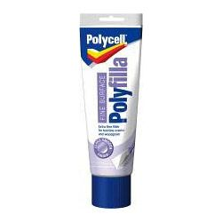 Polycell Fine Surface Polyfilla 400g Tube