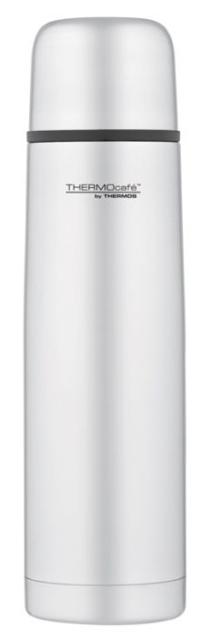 Thermocafe Stainless Steel Flask 1L