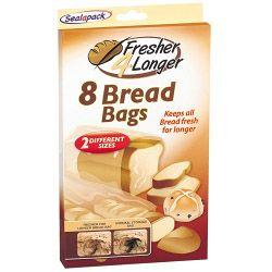 Sealapack Bread Bags 8 Pack