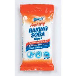 Duzzit Amazing Baking Soda Wipes 40 Pack
