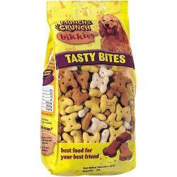 Munch & Crunch Bikkies Tasty Bites