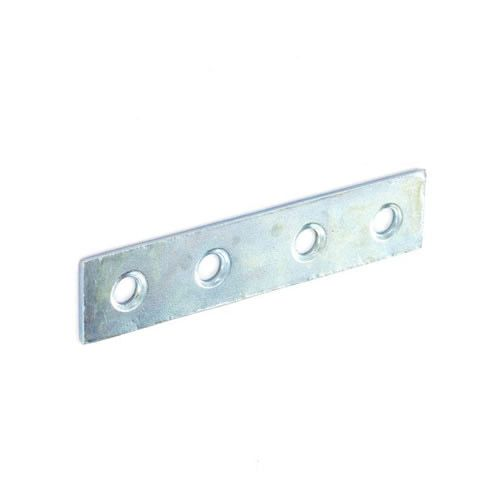 Securit Mending Plate Zinc Plated 100mm Pack 50